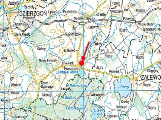 Działka, 16 439 m², Przezmark