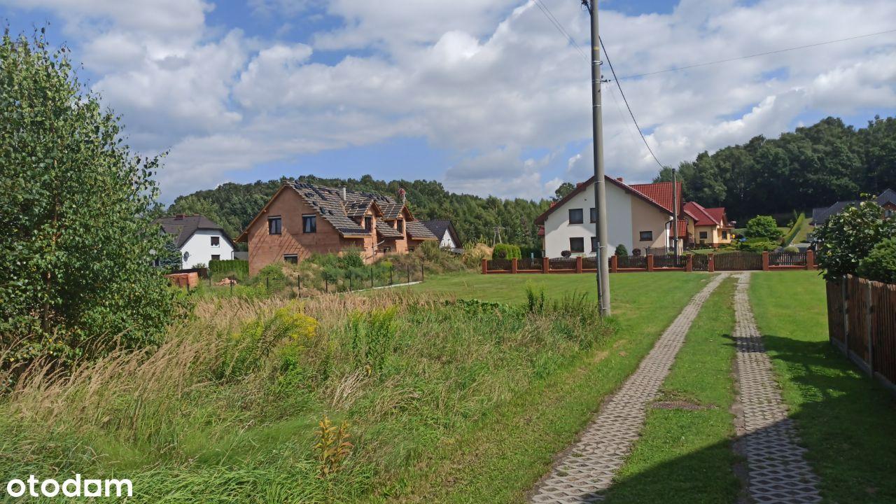 Działka budowlana Jankowice powiat rybnicki 744m2