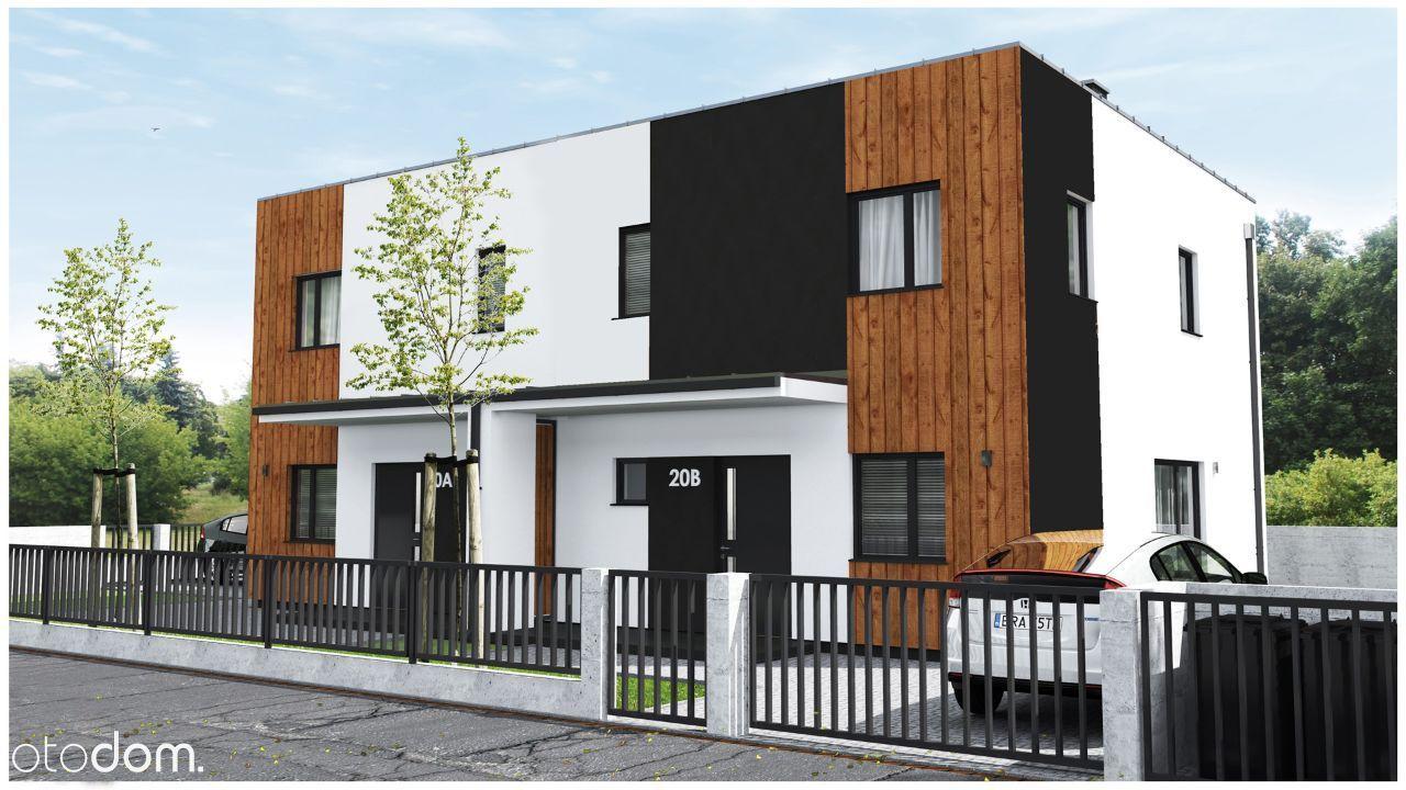 mieszkanie willowe z ogródkiem, 4-pokoje, bliźniak