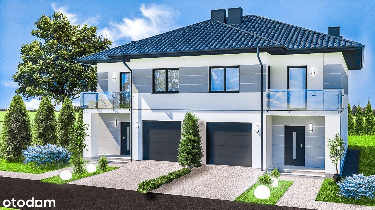 Kalinówka - domy rodzinne w zabudowie bliźniaczej