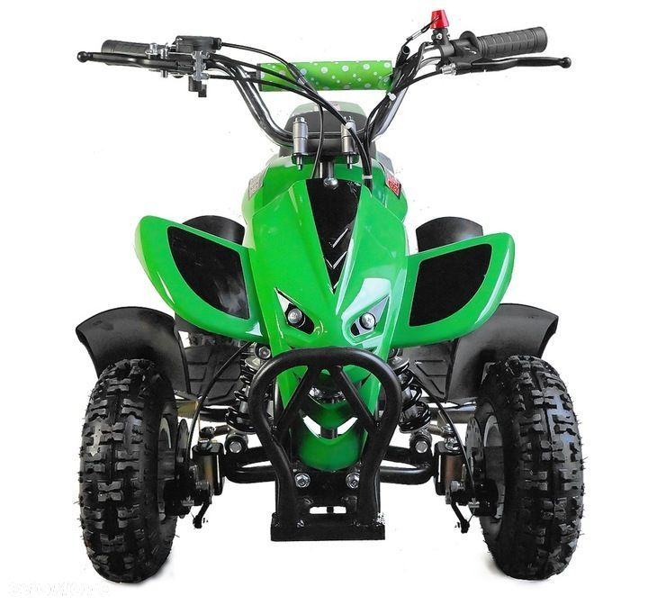Bashan  Mini Quad ATV 49cc Junior Alufelgi DWUSUW 2T Tax Free - 3