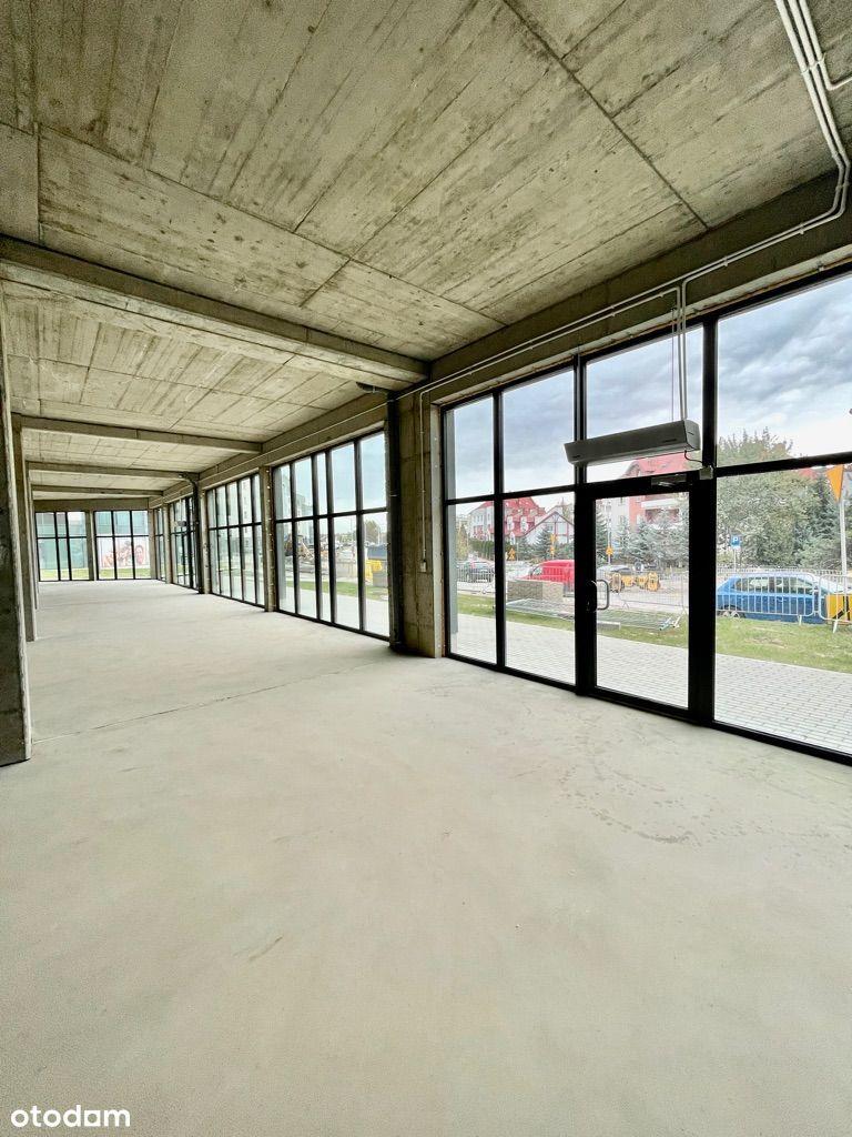 410 m2 w centrum Nowy Budynek Capital Podwisłocze