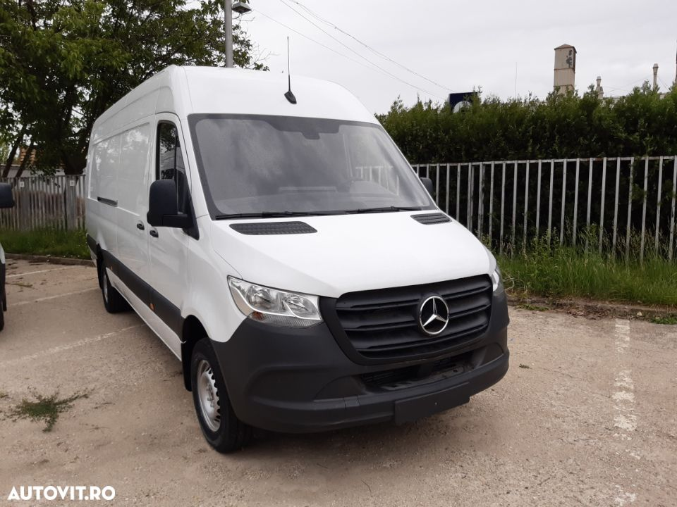 Mercedes-Benz Sprinter 316 --- 15.5 mc - 1