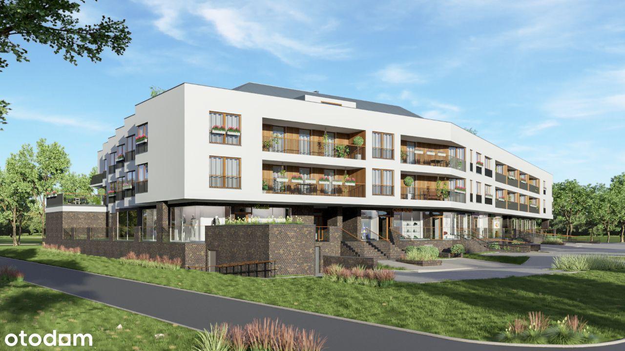 Mieszkanie w inwestycji Arka Nova | KL2 M1