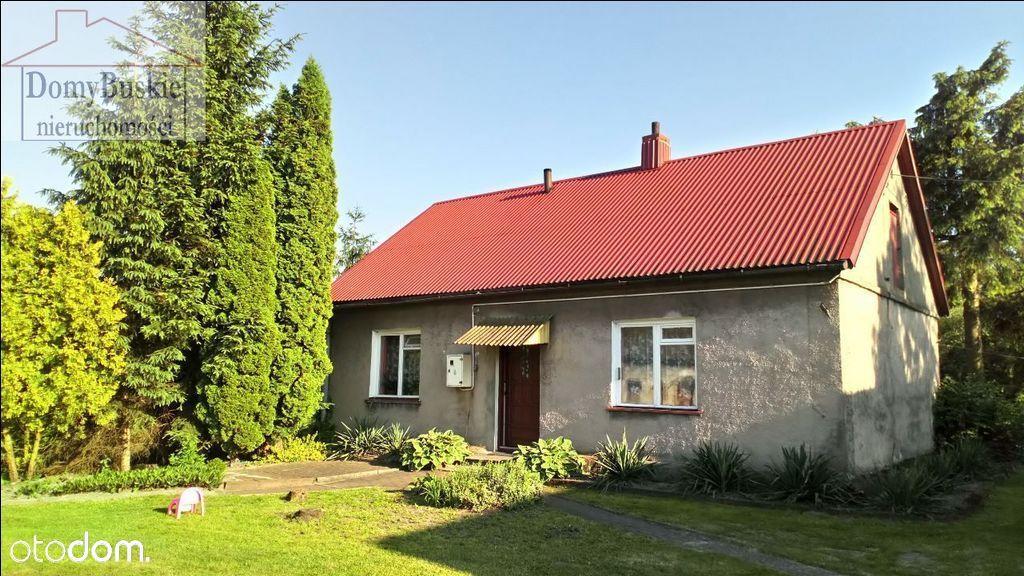 Dom, 90 m², Wiślica