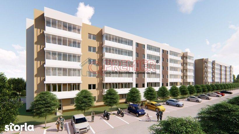 NOU PE PIATA - Apartament 2 camere decomandat cu curte, Metrou Berceni