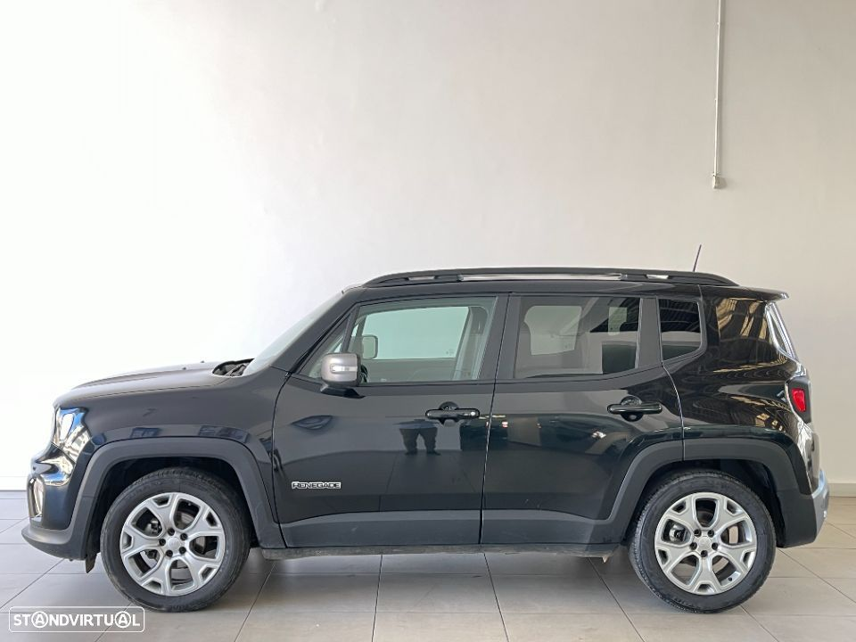 Jeep Renegade 1.6 MJD Limited DCT - 8