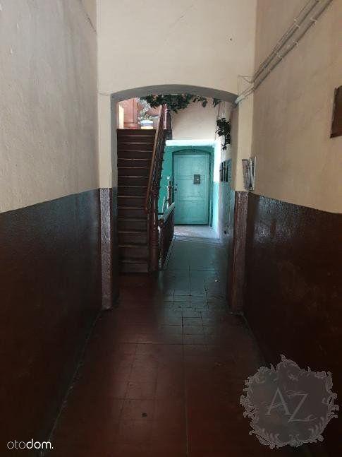 Mieszkanie do remontu na parterze