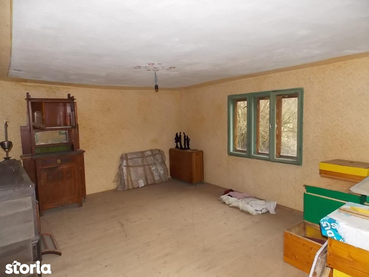 Casă 2 camere+Anexă Săliștioara 8.244mp teren
