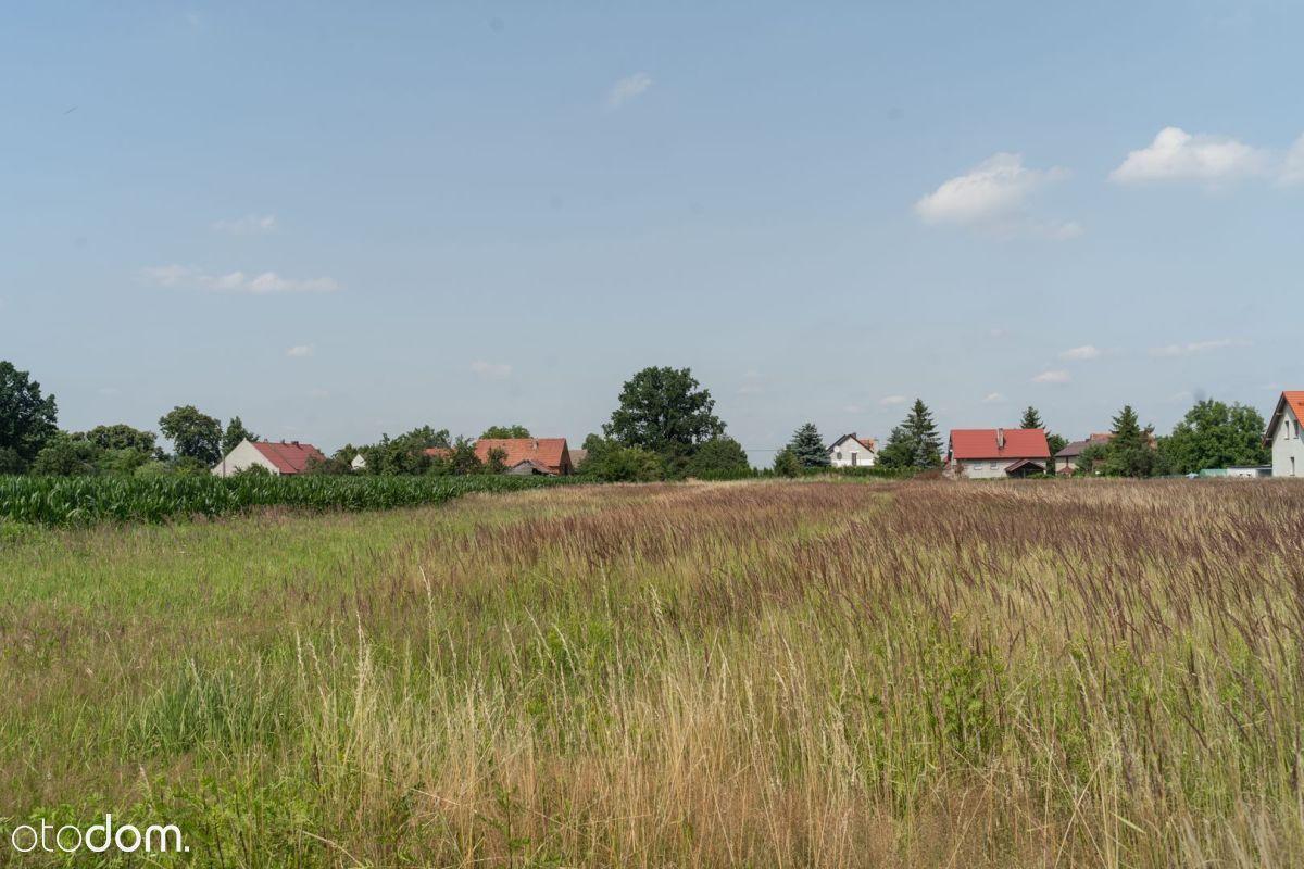 Działka inwestycyjna 3860 m2 Wojnowice