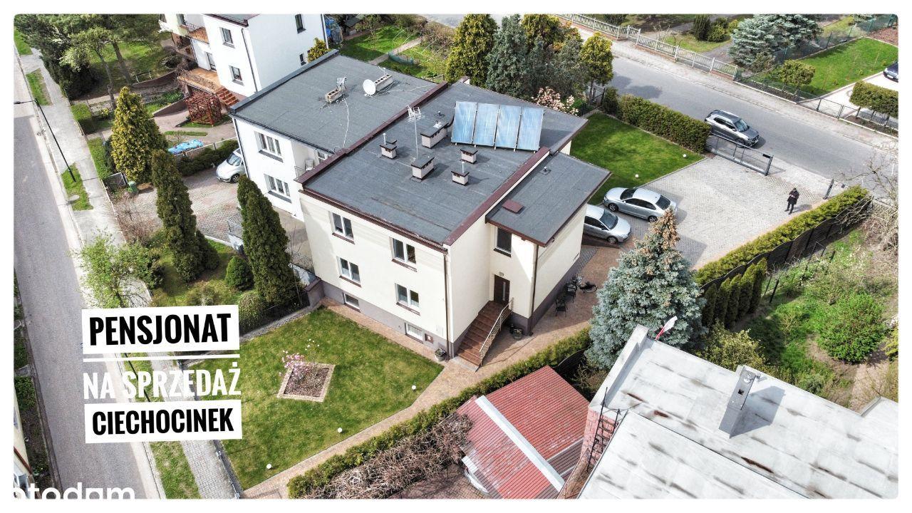 Działający Pensjonat w Centrum Ciechocinka