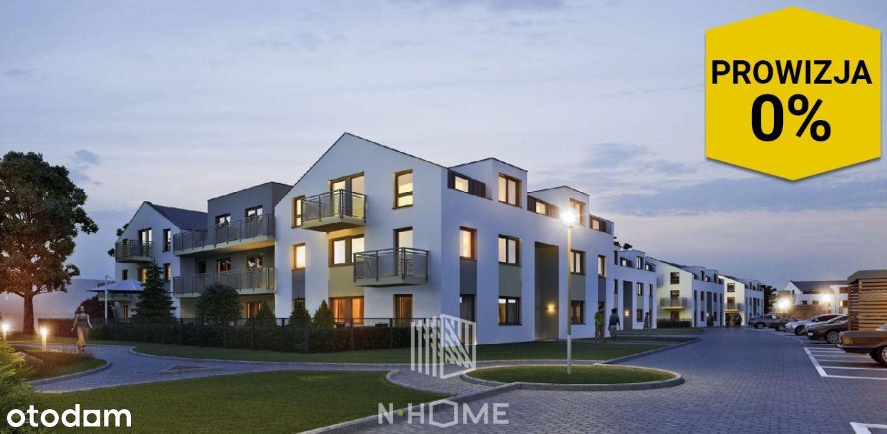 Klimatyczne rozkładowe mieszkanie z balkonem