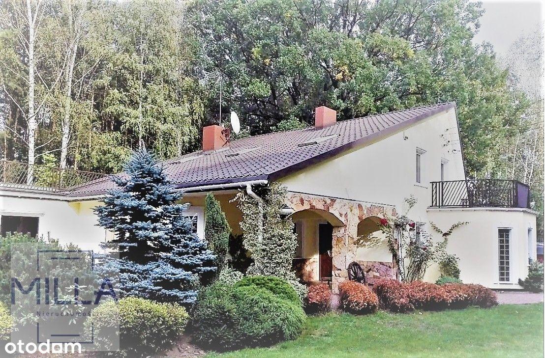 Atrakcyjny dom w Wiśniowej Górze