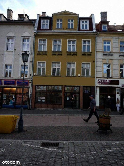 Kamienica Usługowo-Handlowa Rynek Sprzedam