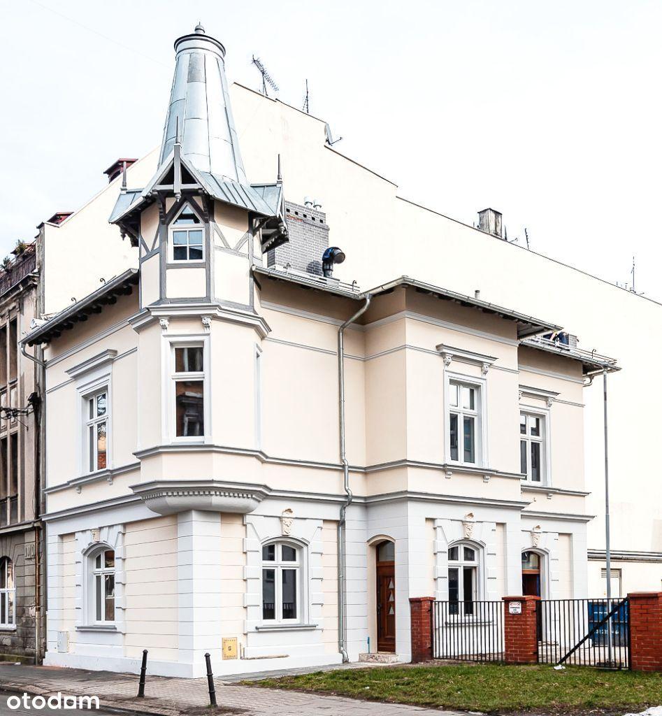 Zabytkowa Willa Zygmunta Starego wynajem centrum