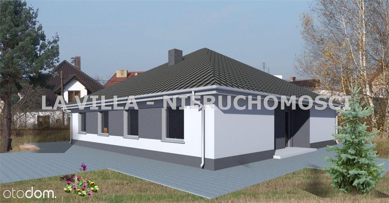 Dom, 73,76 m², Wilkowice
