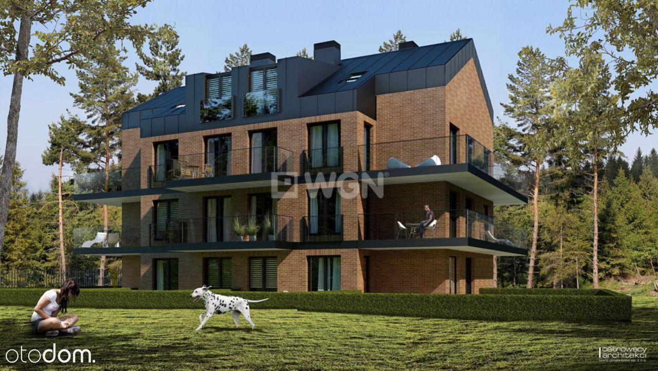 Mieszkanie, 36,13 m², Niechorze