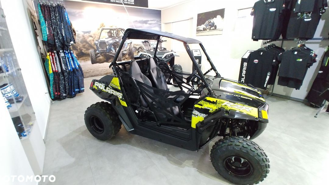 Polaris Ranger RZR Polaris RZR 170 dla juniorów Moto Doktor dealer - 3