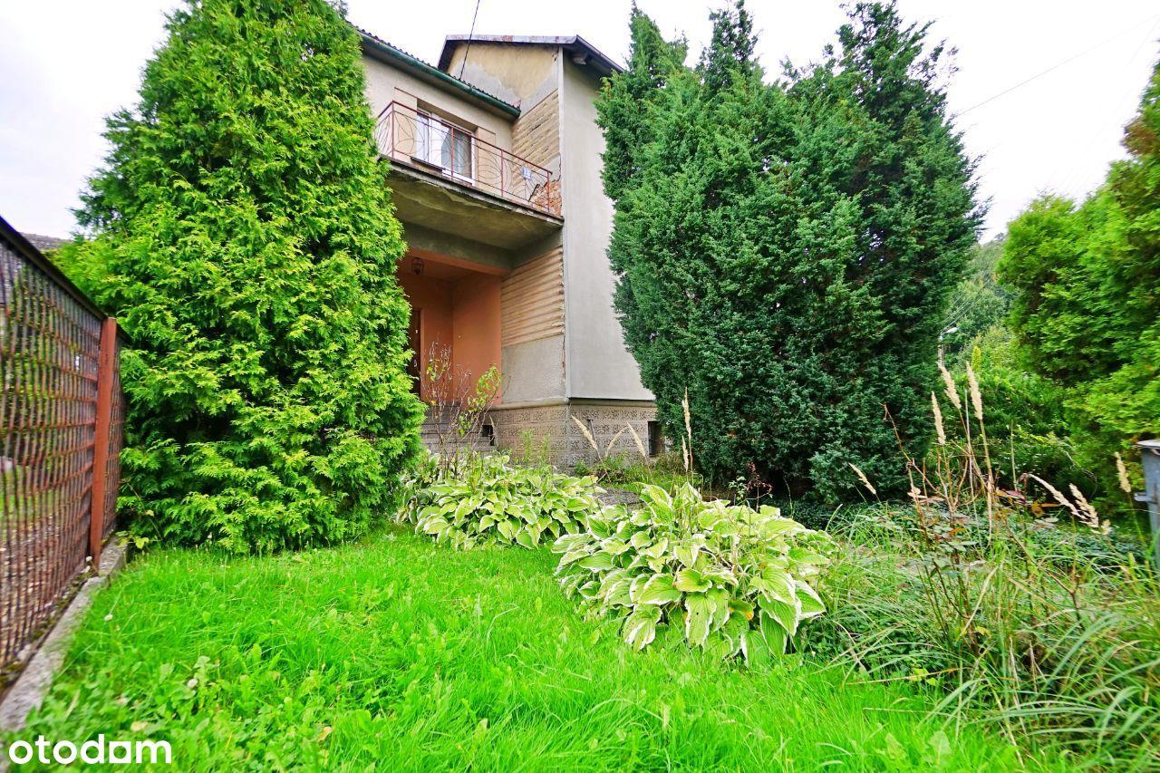 Przestronny dom w zielonej okolicy Łazisk!