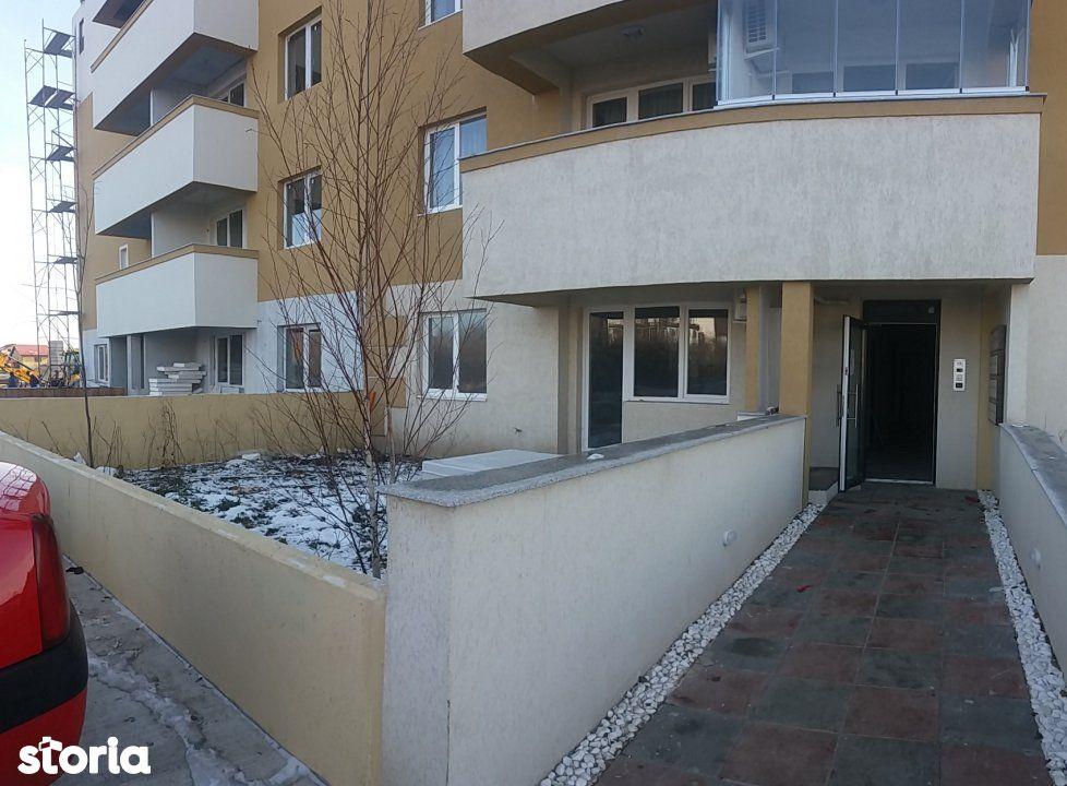 2 camere, curte proprie-50 mp, 2 locuri parcare-Sec 5, Sos Bucuresti-M