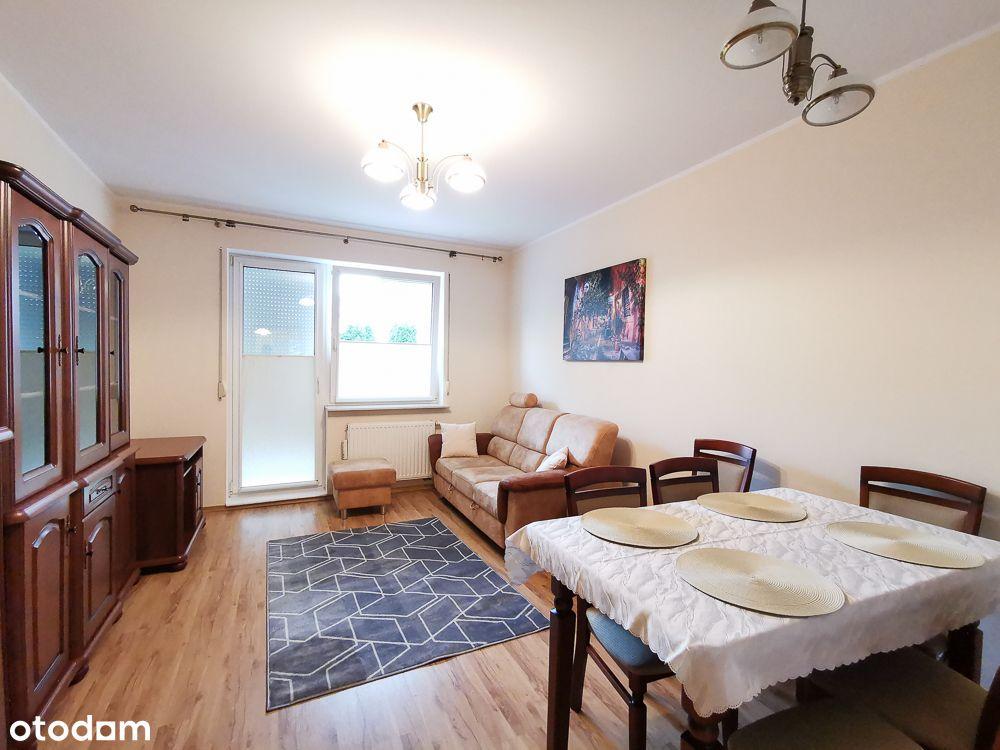 Mieszkanie 2-pok. z balkonem, ul. Stróżyńskiego