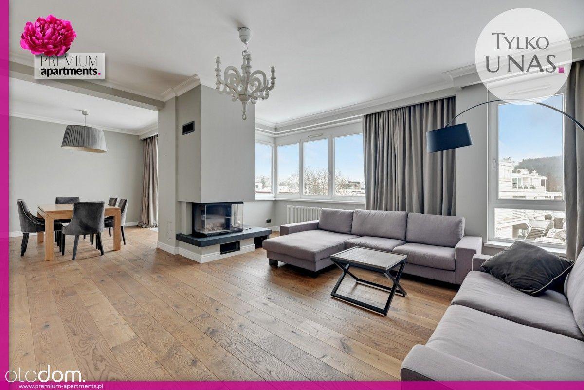 Przepiękny Apartament nad morzem Orłowo taras