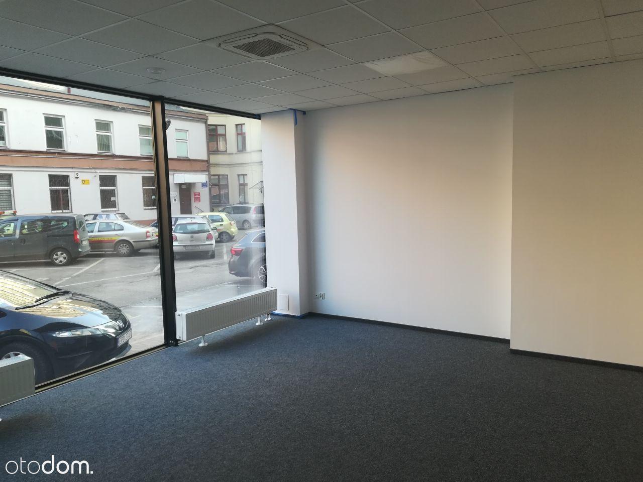 Biuro z parkingiem w centrum Łodzi