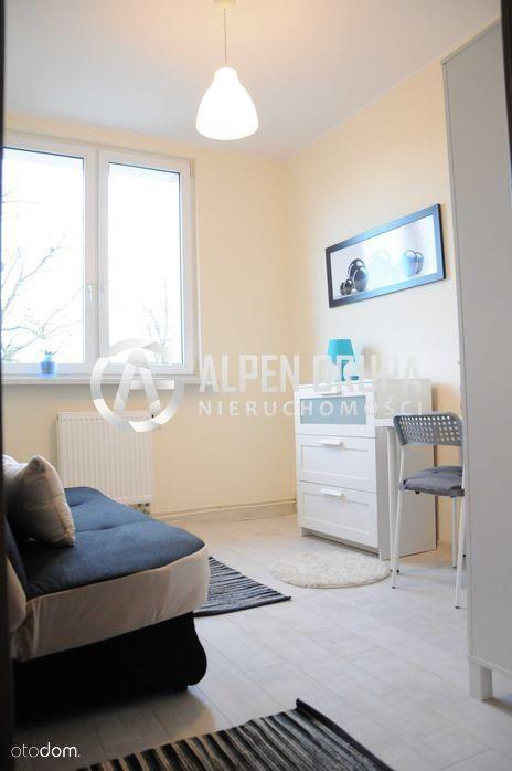 Wyposażone mieszkanie 3-pokojowe 45m2, Starołęka
