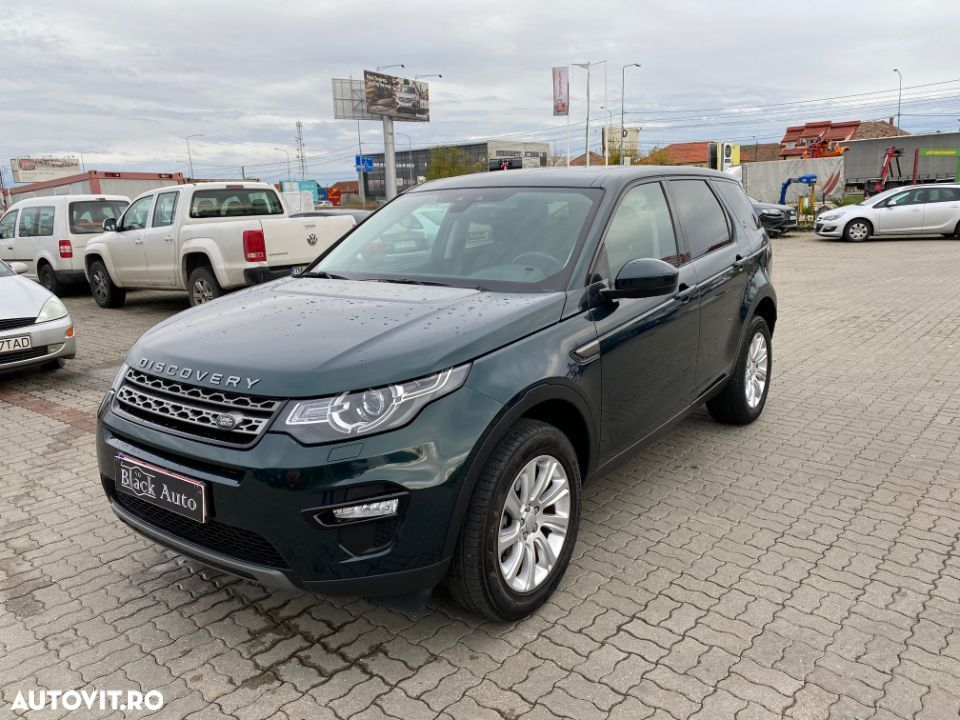 Land Rover Discovery Sport 2.2 - 1