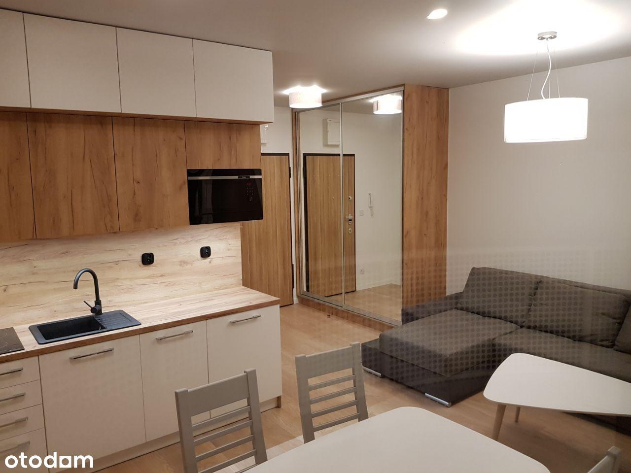 Pianissimo (tarasy wiślane) mieszkanie 30m2 +taras