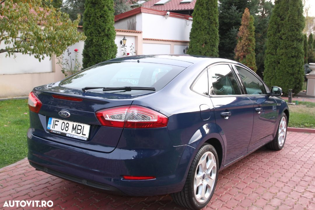 Ford Mondeo 2.0 - 19