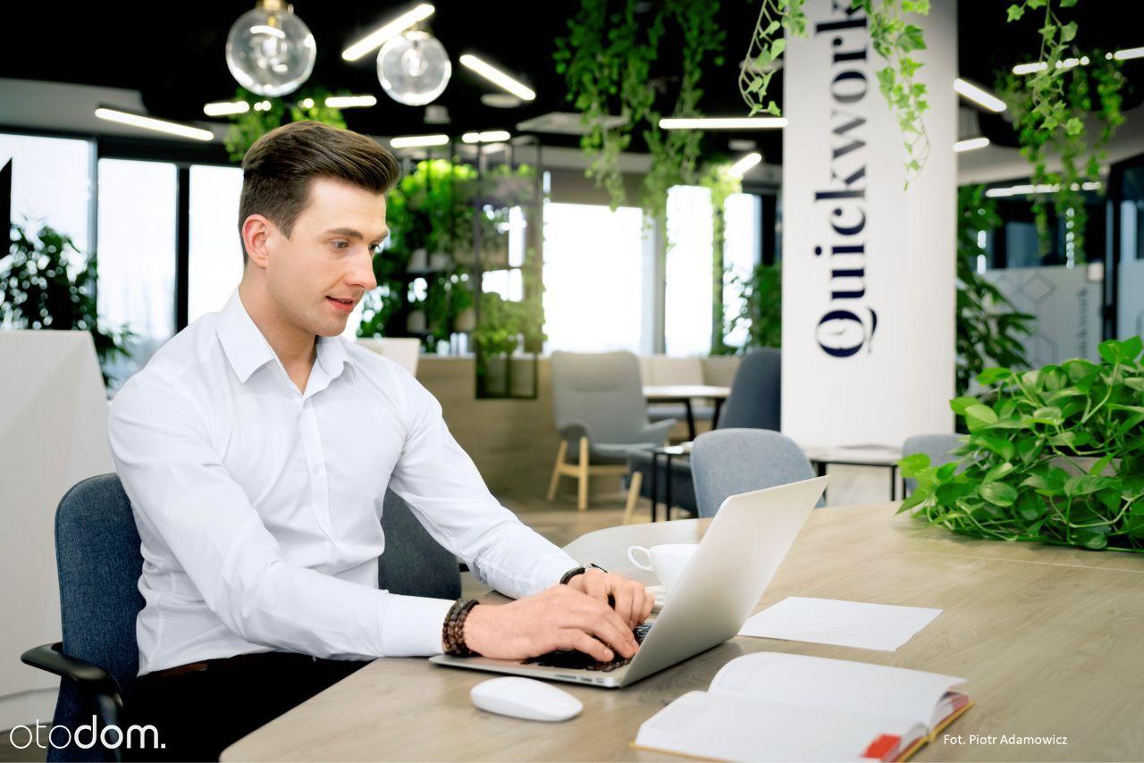 Quickwork - biuro w pełni serwisowane