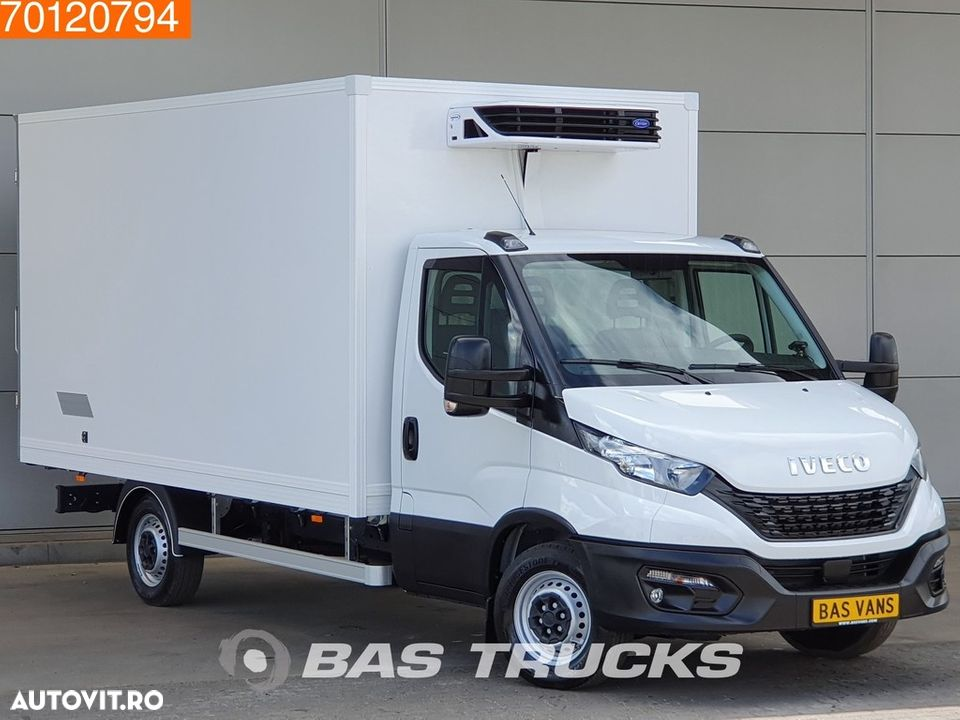 Iveco Daily 35S18 3.0 Koelwagen -20 Vries Dag/Nacht 230V Carrier Airco 17m3 A/C Cruise control - 3