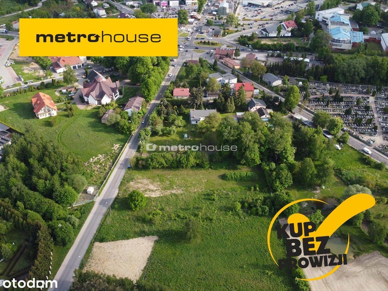 Działka, 1 116 m², Łódź
