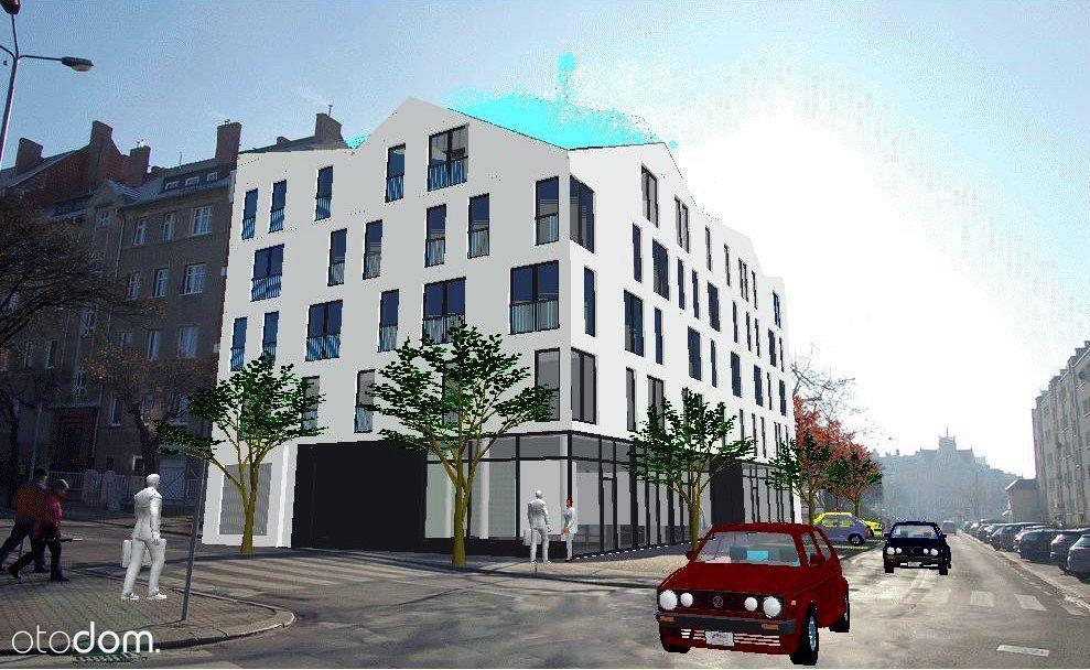 Nowe Mieszkanie - kawalerka - 38,39 m2