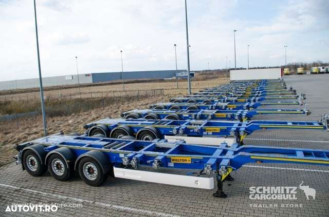 Wielton Semitrailer Container chassis - 16