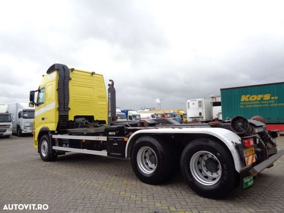 Volvo FH 400 + Euro 5 + 10 tyres + Hook system - 9