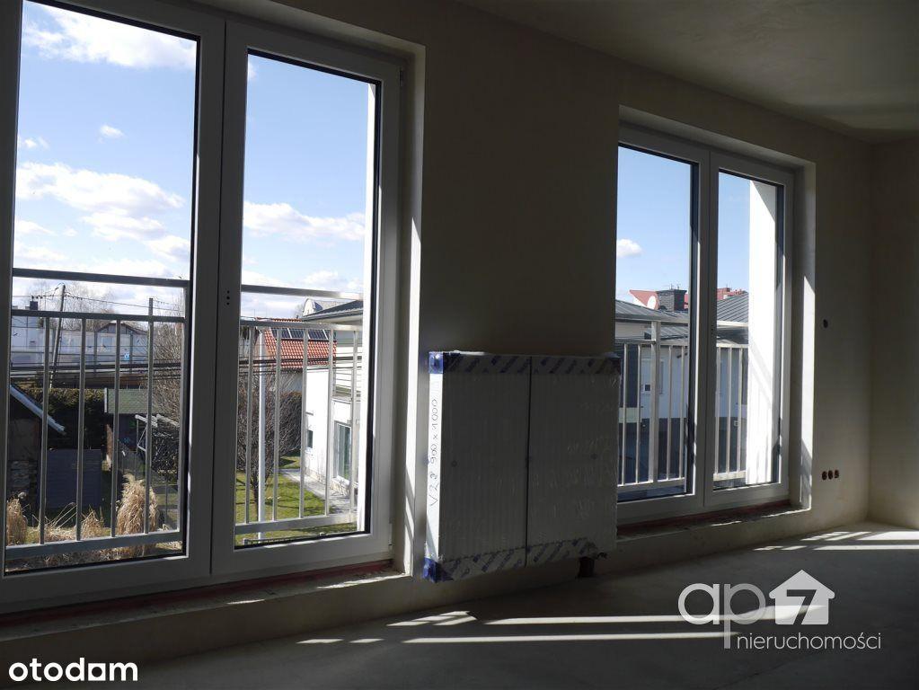 Funkcjonalne dwupoziomowe mieszkanie