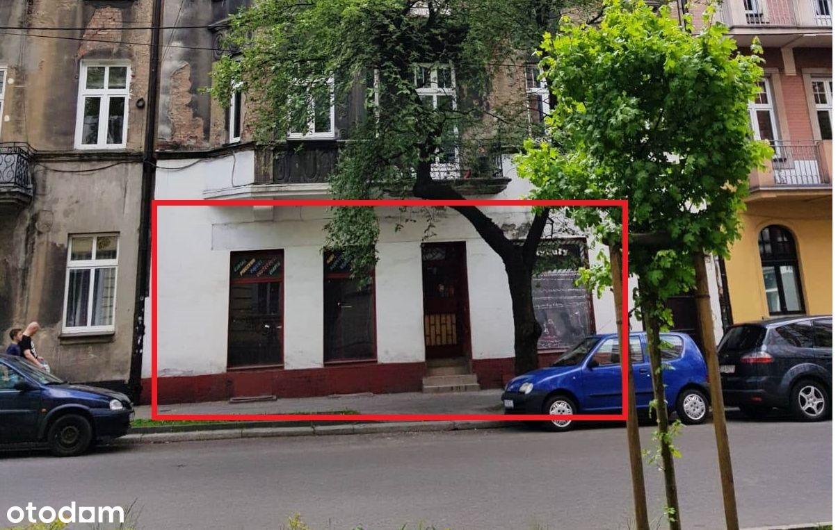 Lokal handlowo-usługowy z witryną przy ul.Batorego