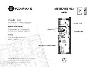Dwupokojowe mieszkanie w nowej inwestycji!