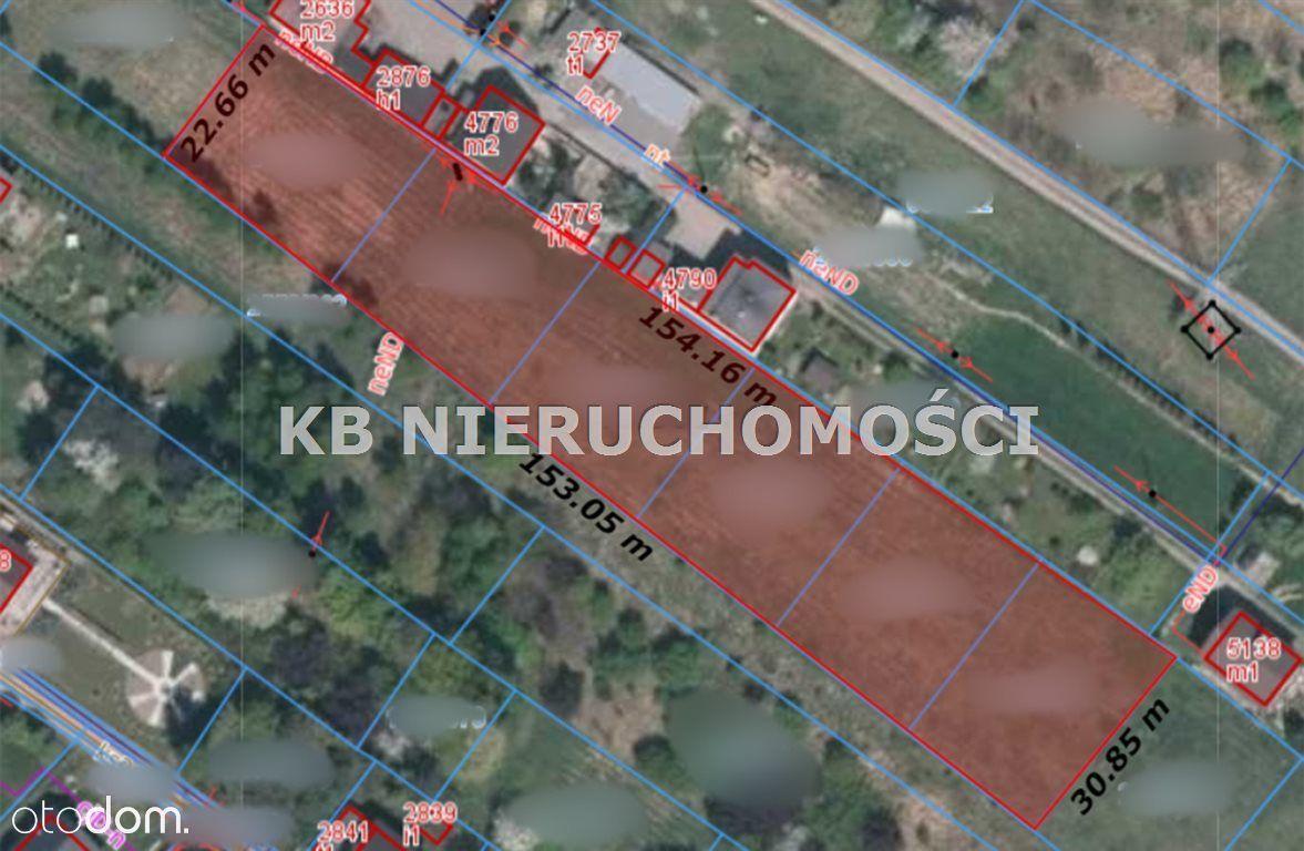 Działka, 4 200 m², Rydułtowy