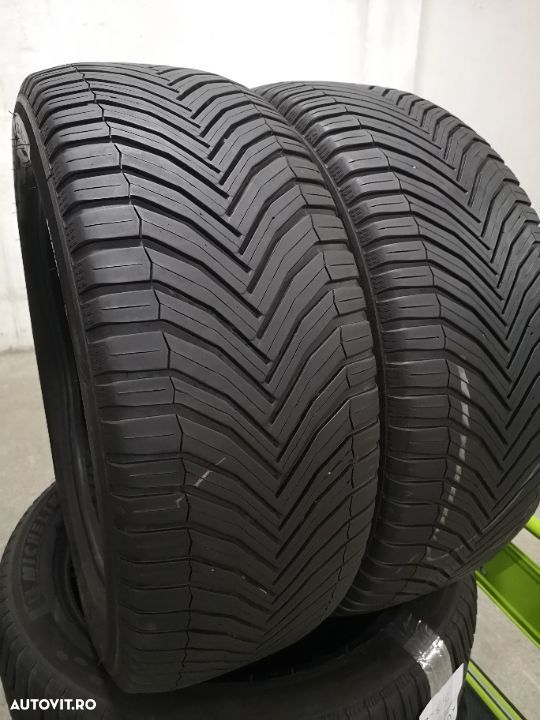 235/50 R19 MICHELIN CrossClimate SUV - 2 Anvelope SH All season MS 235 50 19 M+S - 2