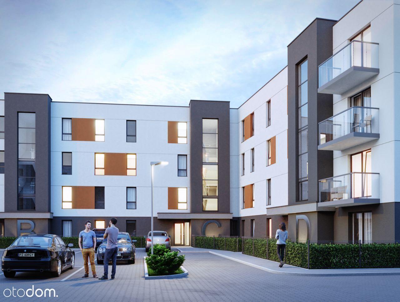 Nowe Mieszkania w Samym Centrum Miasta - Etap II