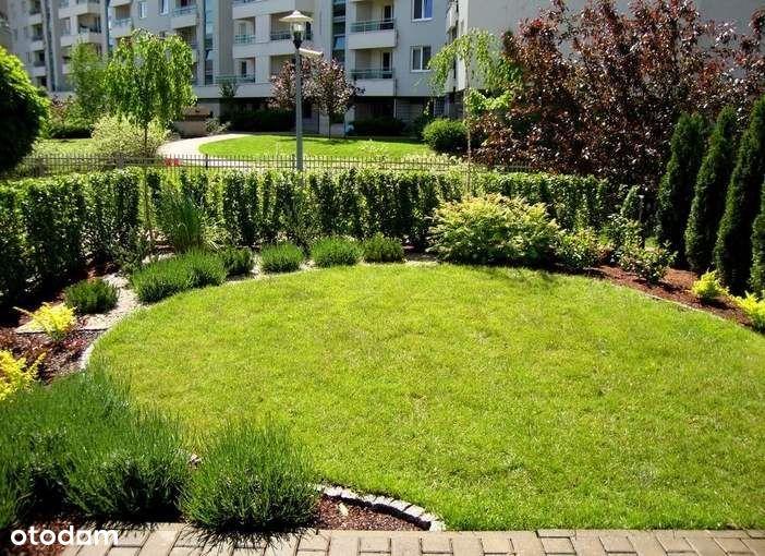 3 pok z ogródkiem