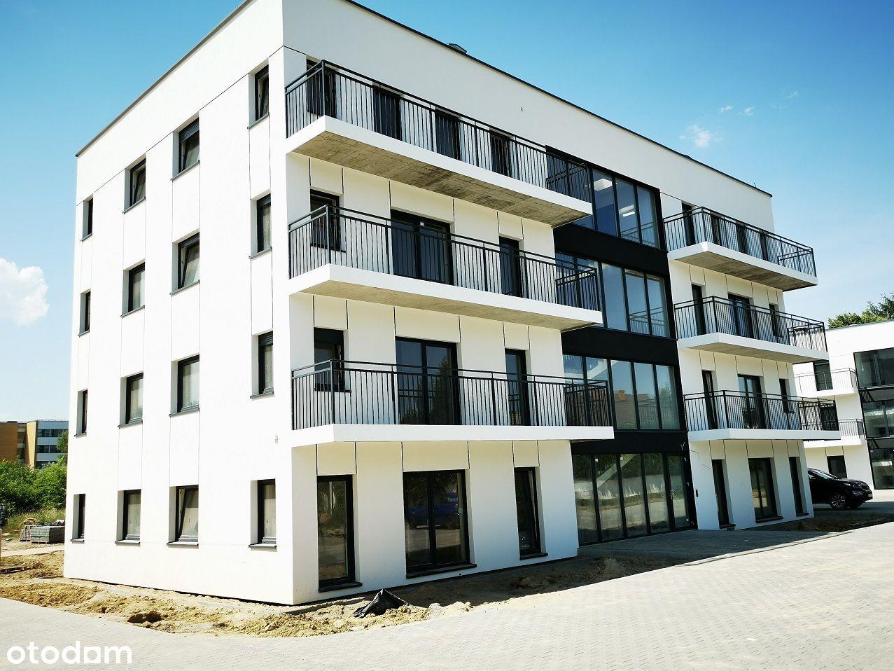 Kompaktowe mieszkanie przy kampusie UAM