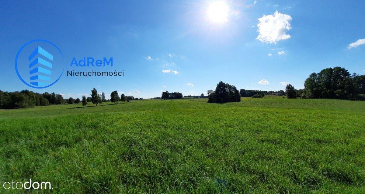 Łąka 4 ha gm. Sejny