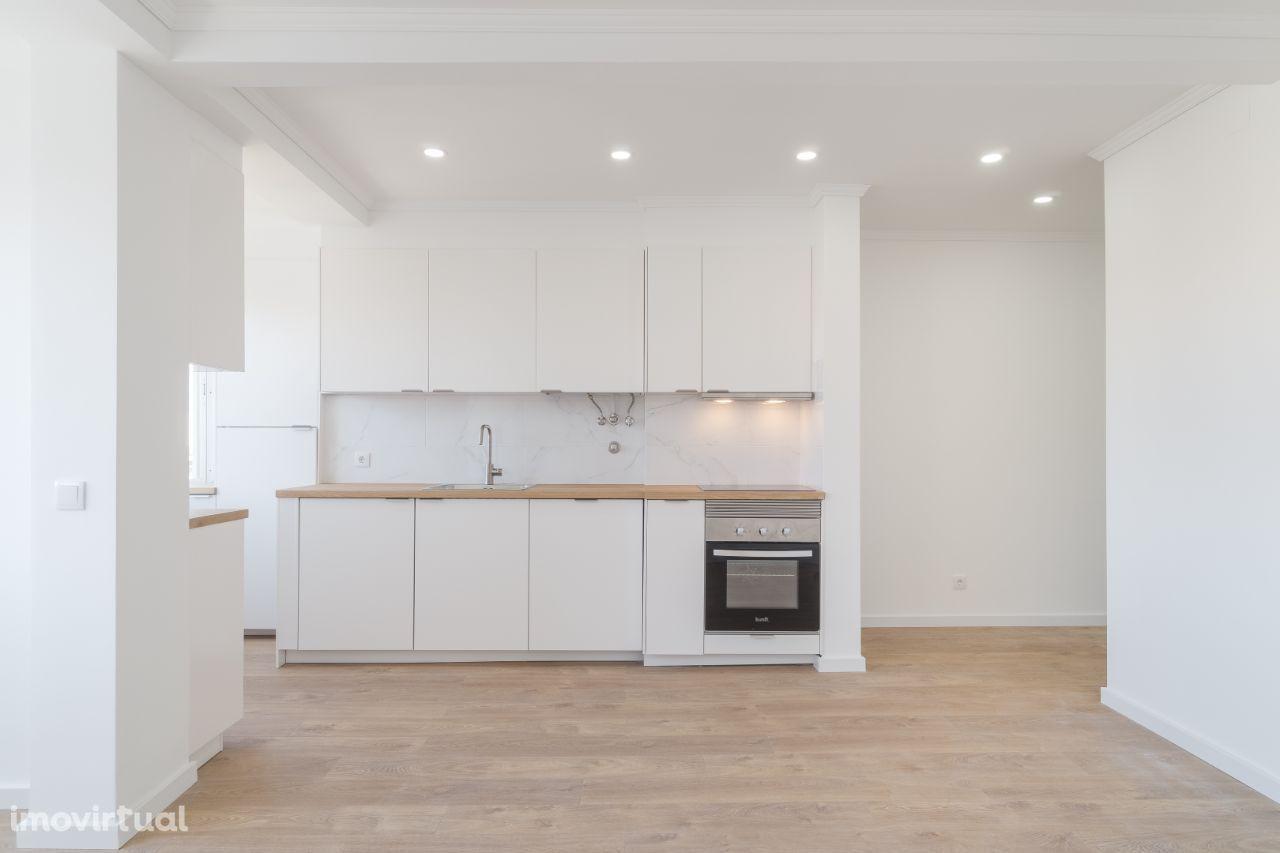 Apartamento T2 à venda no Beato