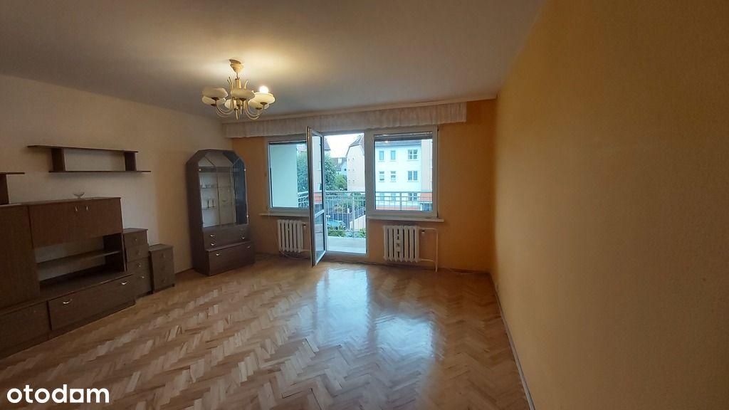 2 - pokojowe mieszkanie z balkonem w Przecławiu