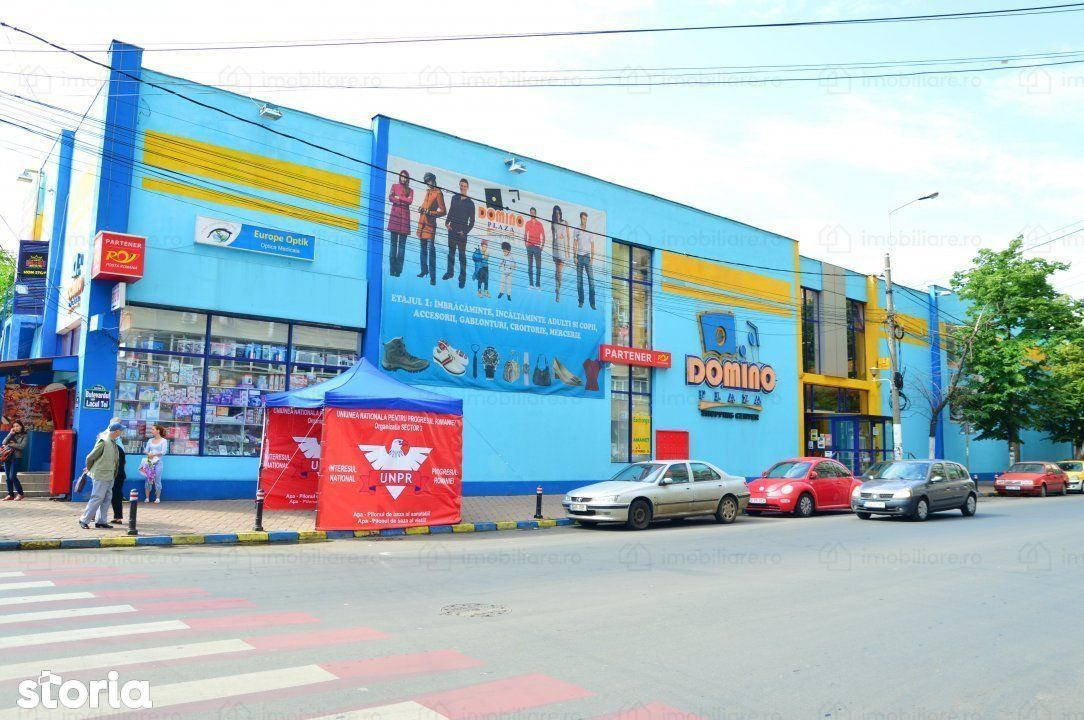 Spatii Etajul 1 Complex Domino Plaza Bd. Lacul Tei