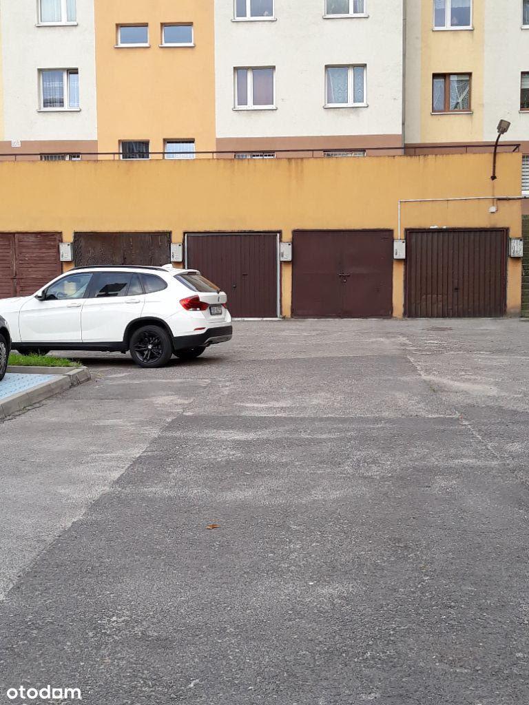 sprzedam garaż murowany 14,10 m2
